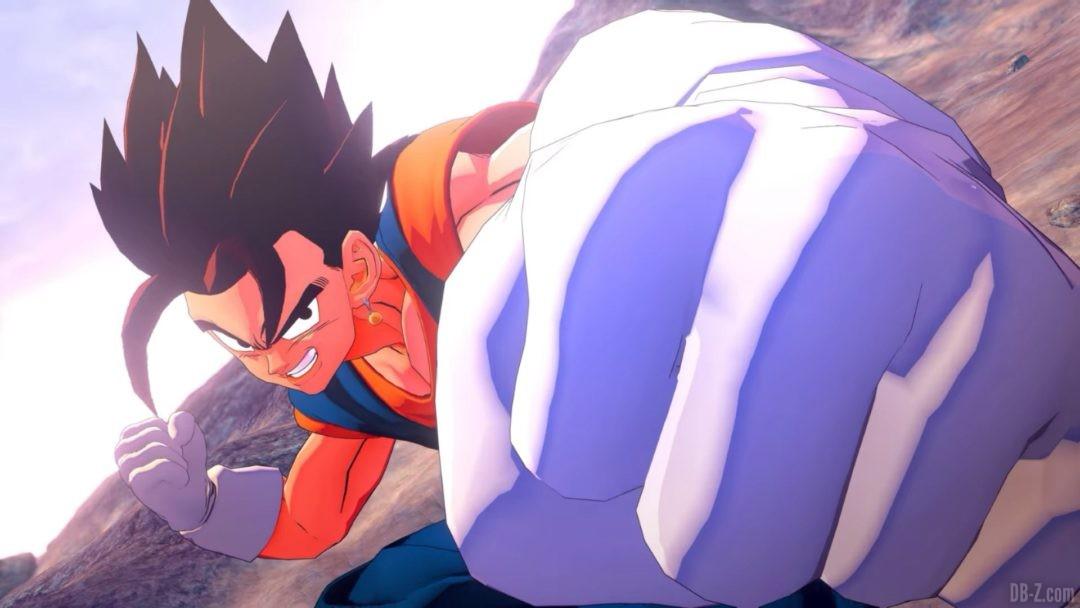 Vegetto Dragon Ball Z Kakarot