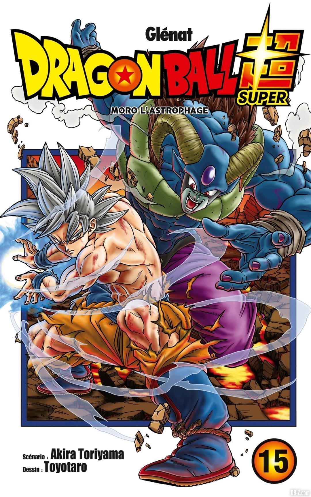 Dragon Ball Super Tome 15 VF