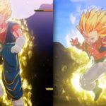 Dragon Ball Z Kakarot Gotenks Vegetto