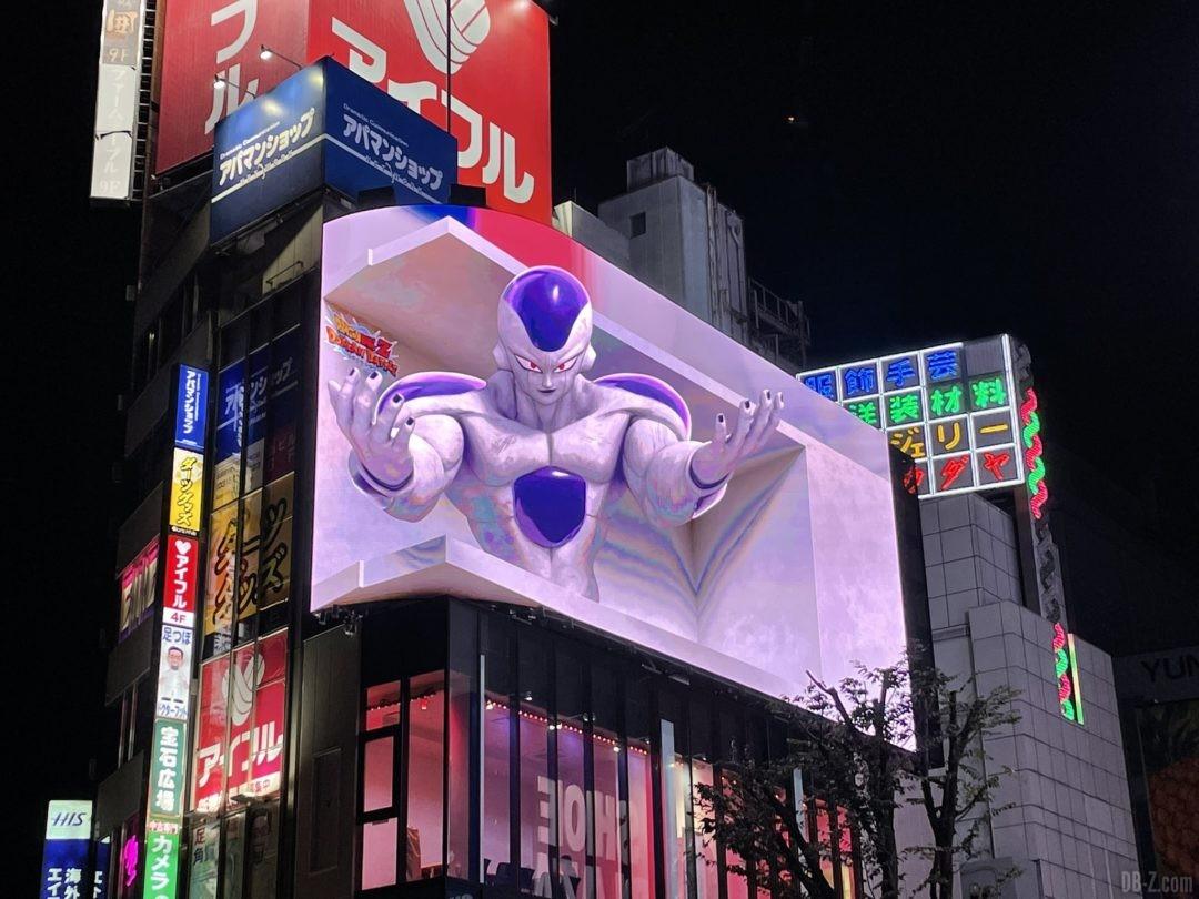 Freezer 3D 350 millions Dokkan Battle