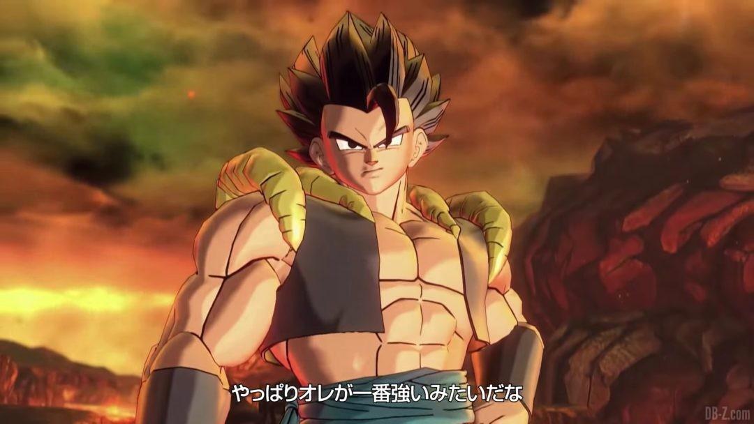 Gogeta DBS Dragon Ball Xenoverse 2 Image 10