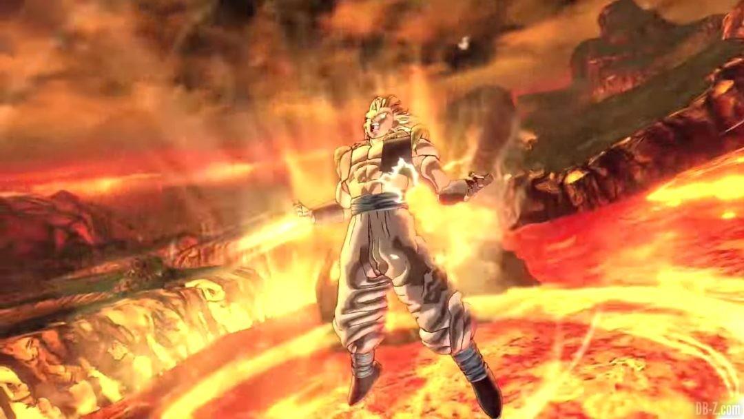 Gogeta DBS Dragon Ball Xenoverse 2 Image 2