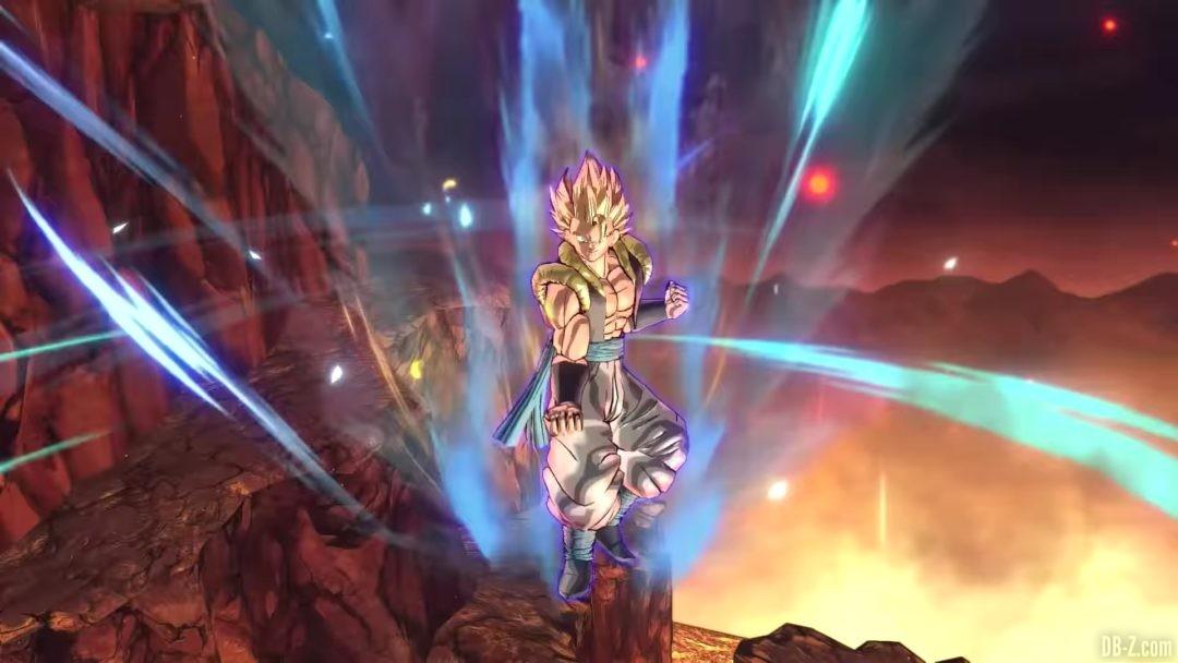 Gogeta DBS Dragon Ball Xenoverse 2 Image 3