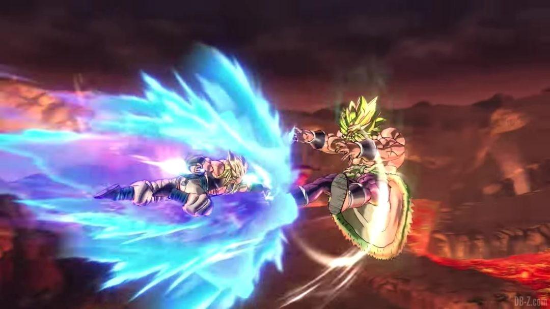 Gogeta DBS Dragon Ball Xenoverse 2 Image 4