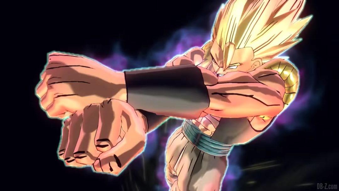 Gogeta DBS Dragon Ball Xenoverse 2 Image 5