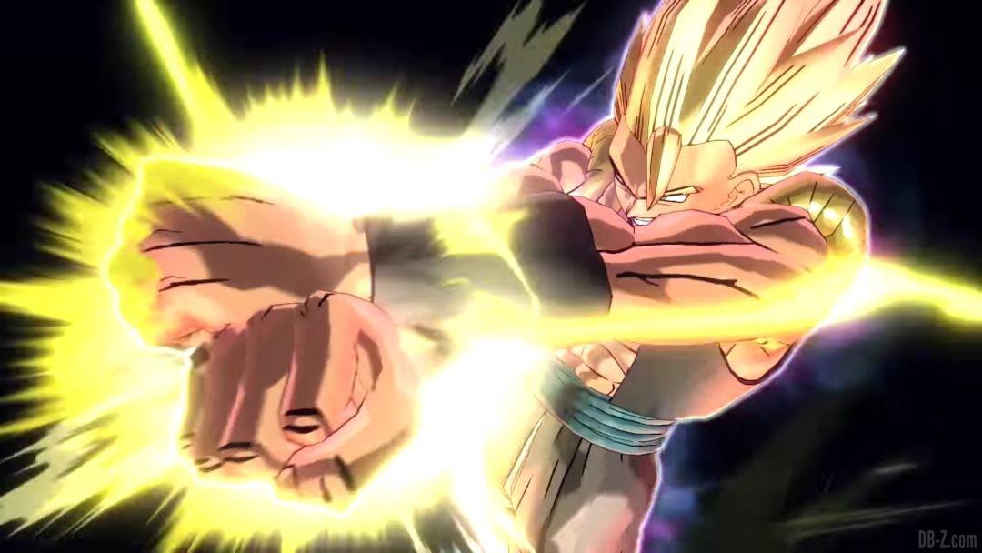 Gogeta DBS Dragon Ball Xenoverse 2 Image 7