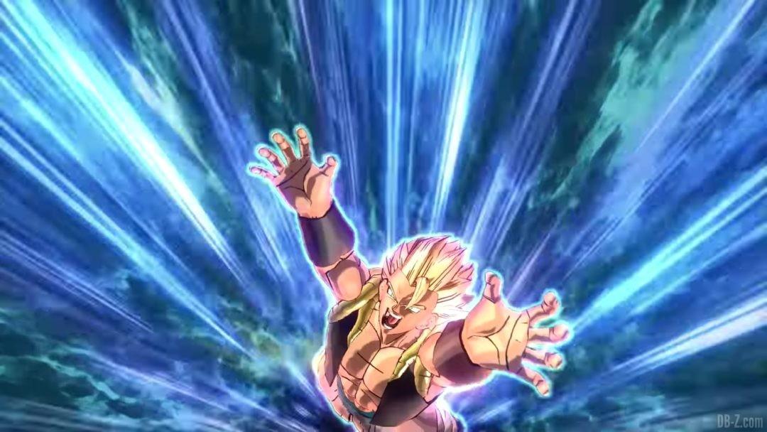 Gogeta DBS Dragon Ball Xenoverse 2 Image 8