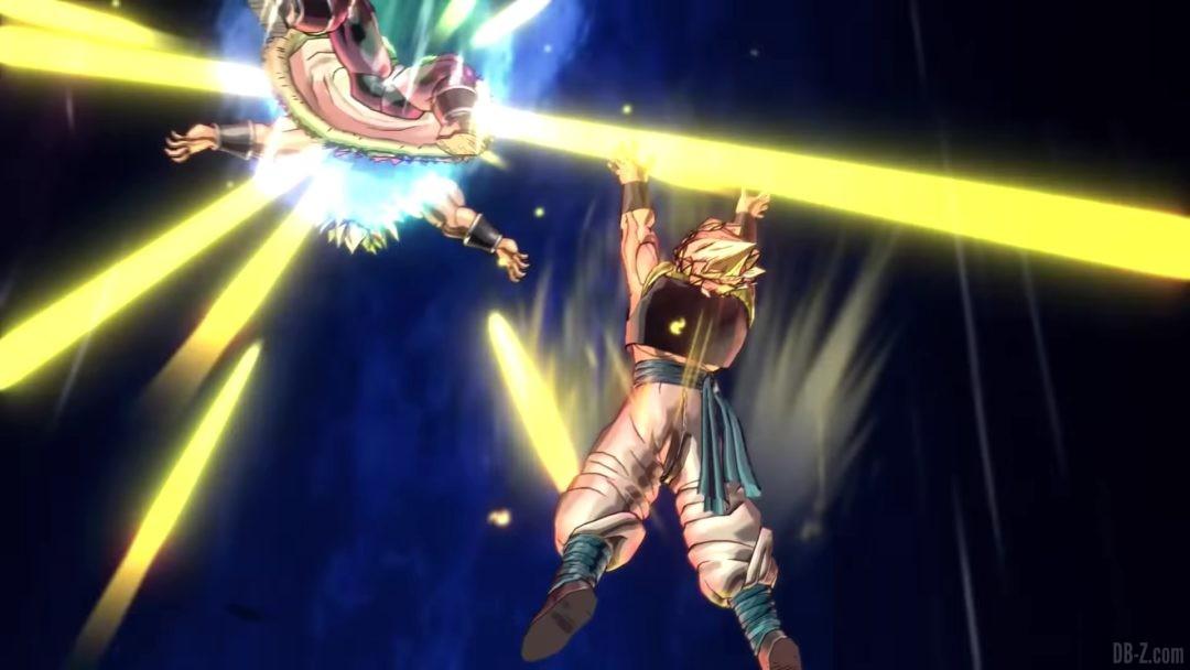 Gogeta DBS Dragon Ball Xenoverse 2 Image 9