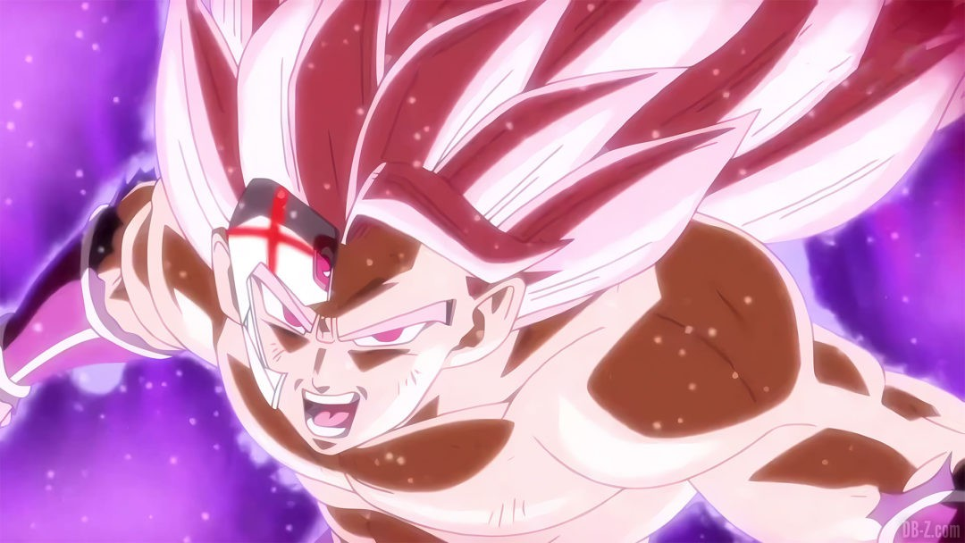 Goku Black Super Saiyan 3 Full Power