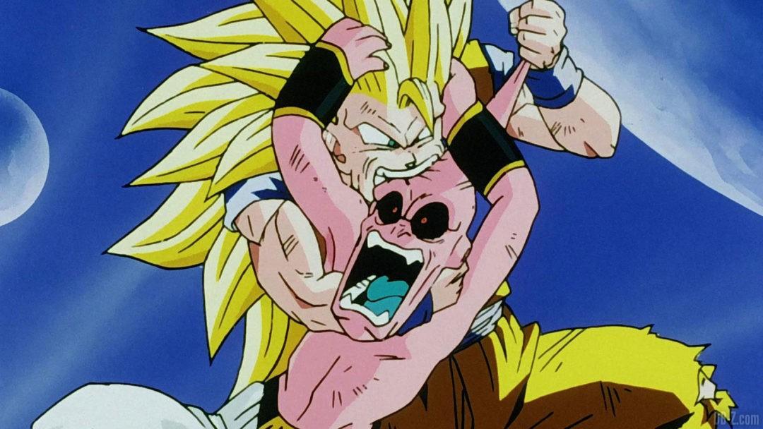 Goku mord Buu