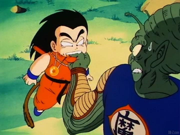 Goku mord Piccolo Daimao