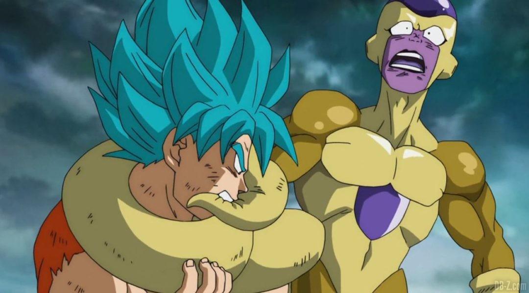 Goku mord golden freezer