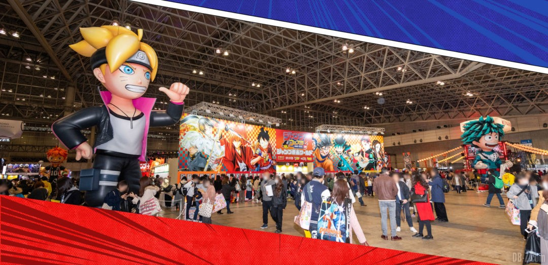 Jump Festa 2022 Physique