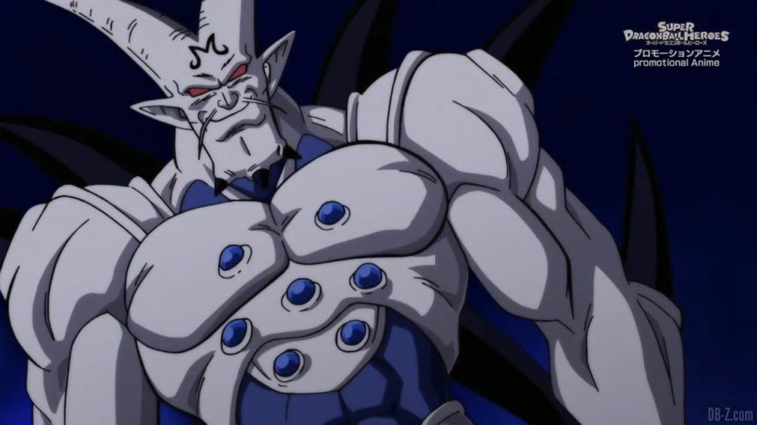 Majin Super Ii Shinron 1