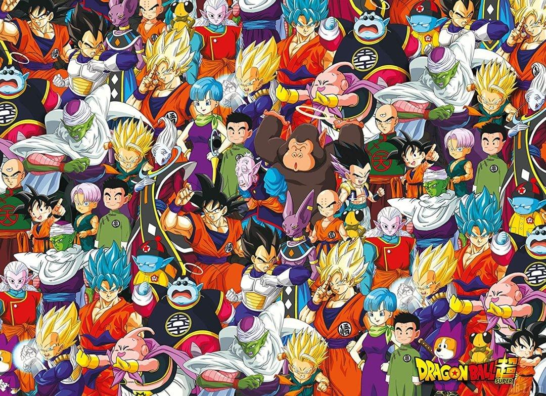 Puzzle Dragon Ball Super 1