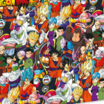 Puzzle Dragon Ball Super 1000 pieces 1