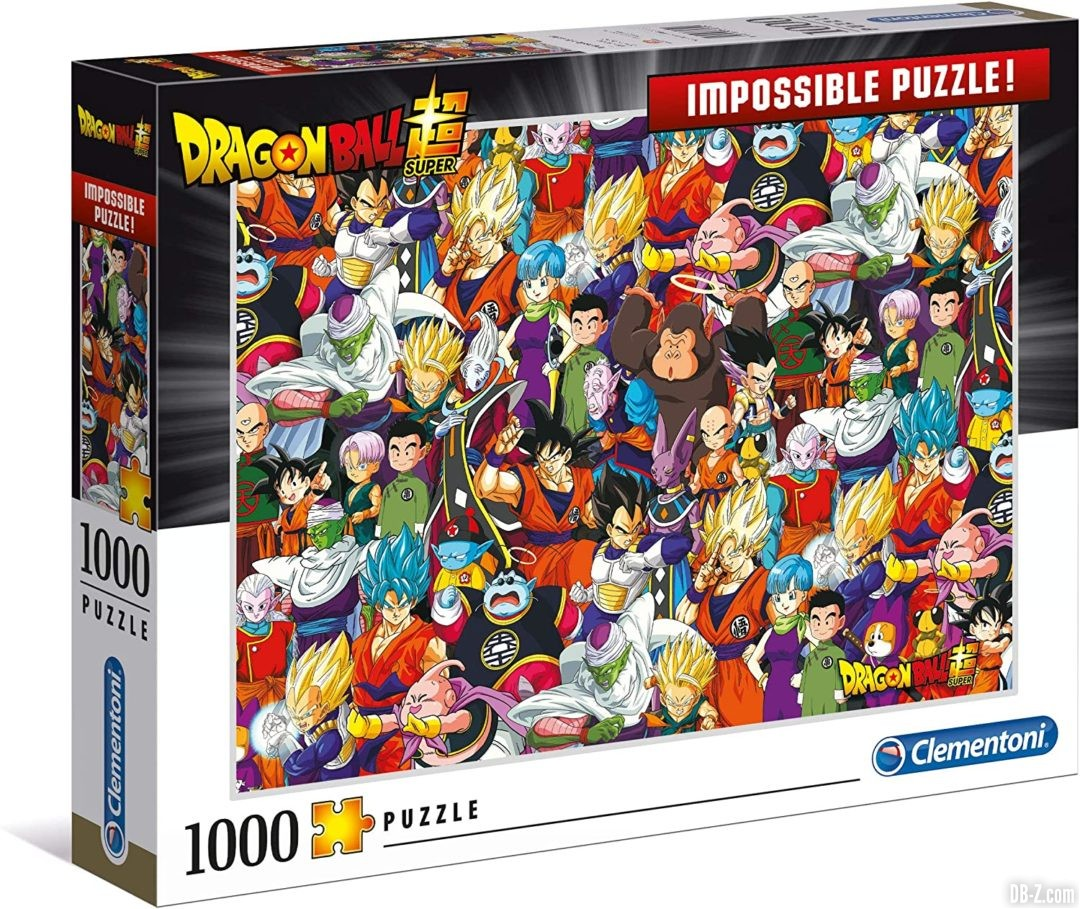Puzzle Dragon Ball Super 1000 pieces 2