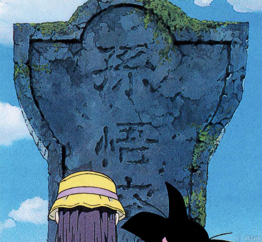 Tombe de Son Goku