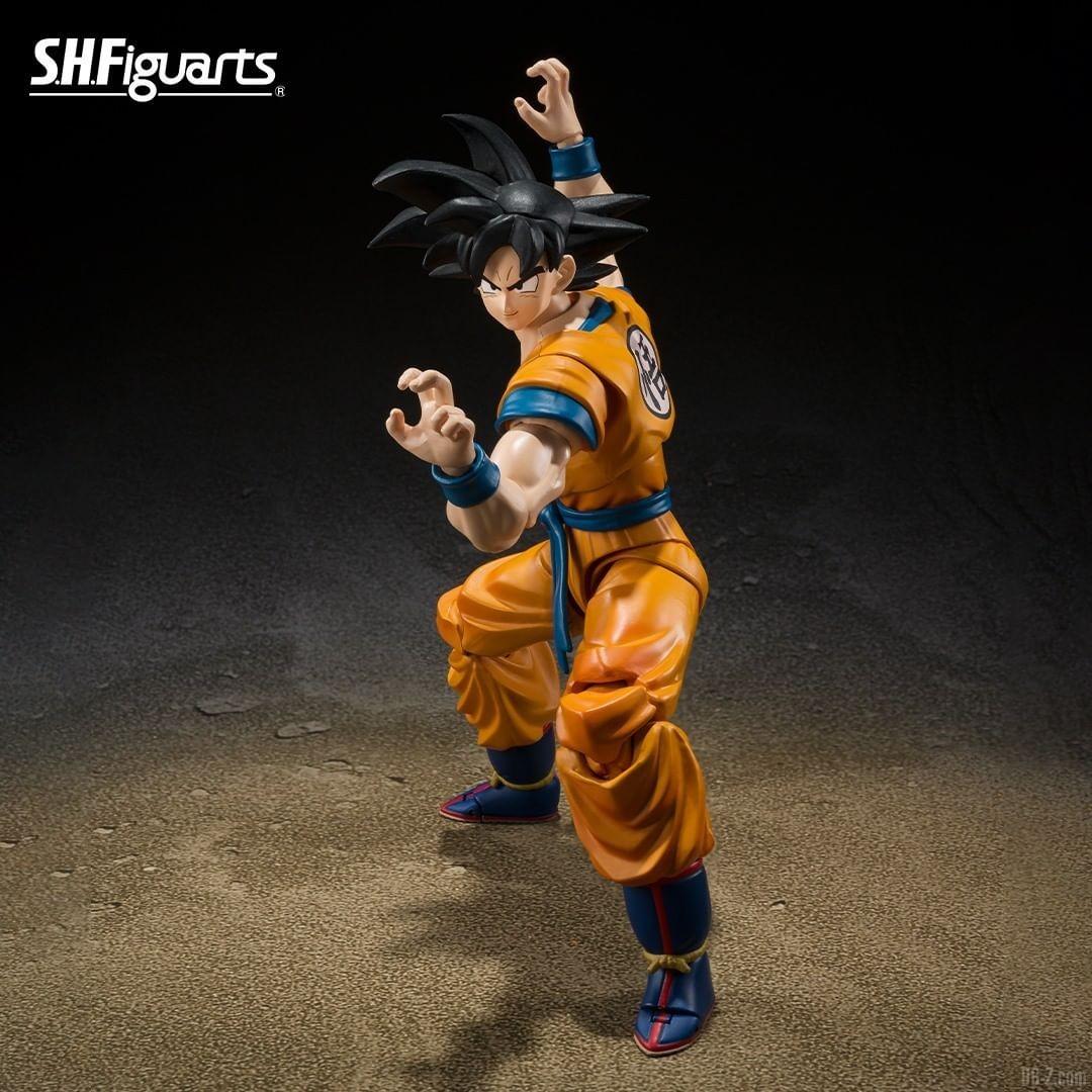 SHFiguarts Goku