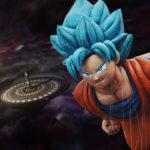Ballon geant Goku