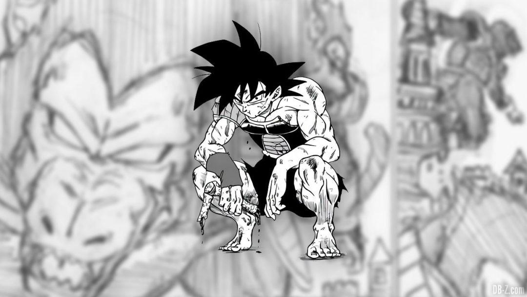 Bardock pere de Goku chapitre 77 dragon ball super