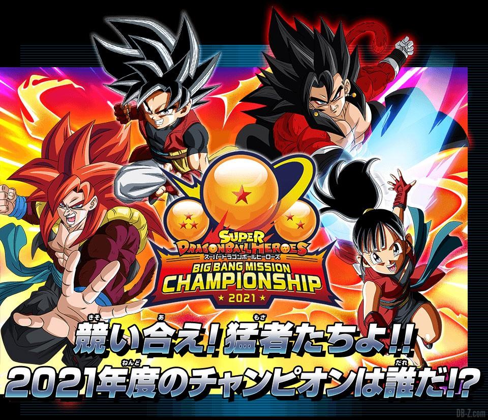 Big Bang Mission Championship 2021