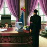 Bureau chef Armee du Ruban Rouge 1