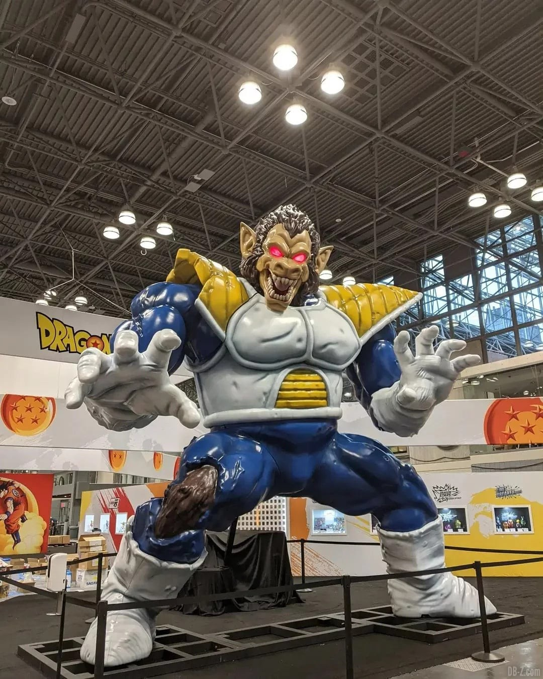 Dragon Ball Booth NYCC 2021 image 1