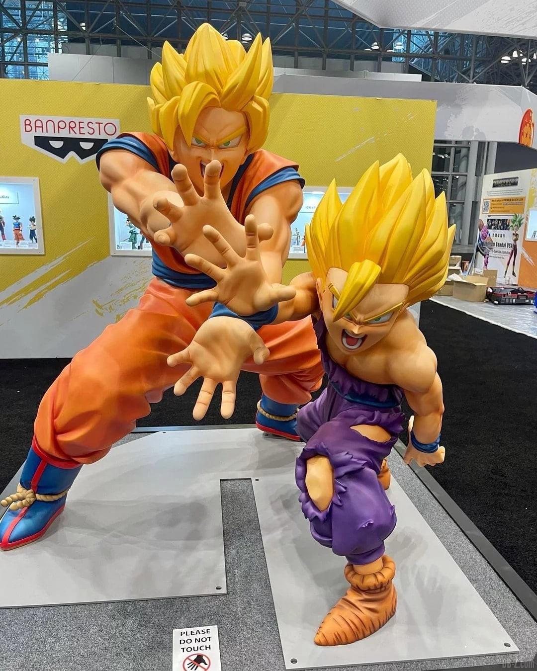 Dragon Ball Booth NYCC 2021 image 3