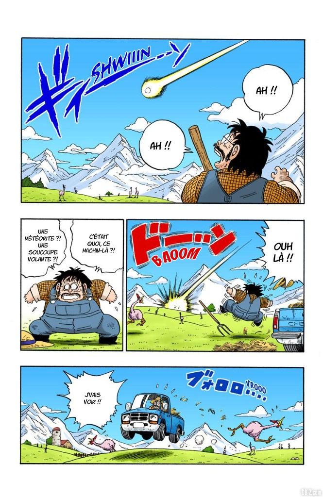 Dragon Ball Full Color Volume 17 Chapter 195 Page 03