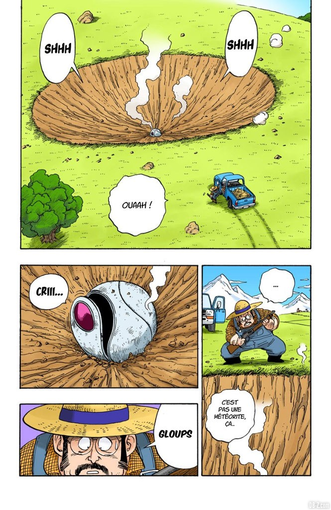 Dragon Ball Full Color Volume 17 Chapter 195 Page 04
