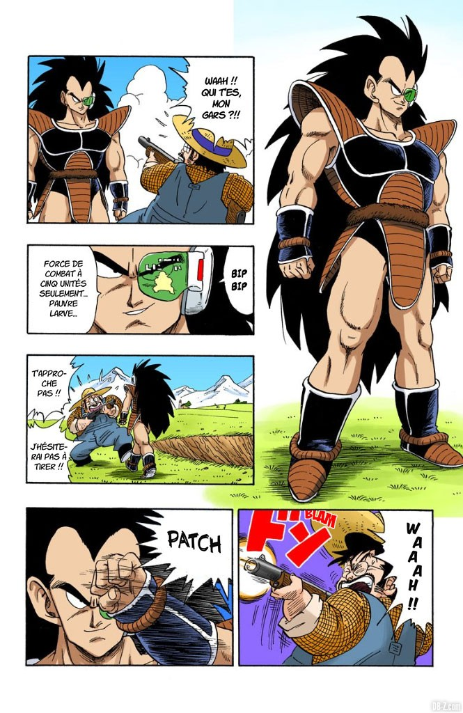 Dragon Ball Full Color Volume 17 Chapter 195 Page 06