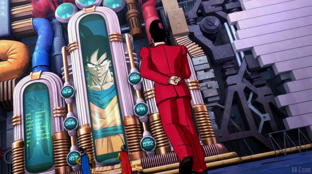 Fabrique de heros Goku