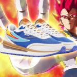 Fila Renno vegeta Dragon Ball Super