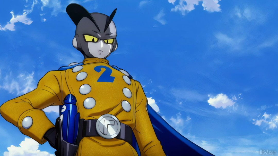 Ganma 2 DBS Super Hero 2