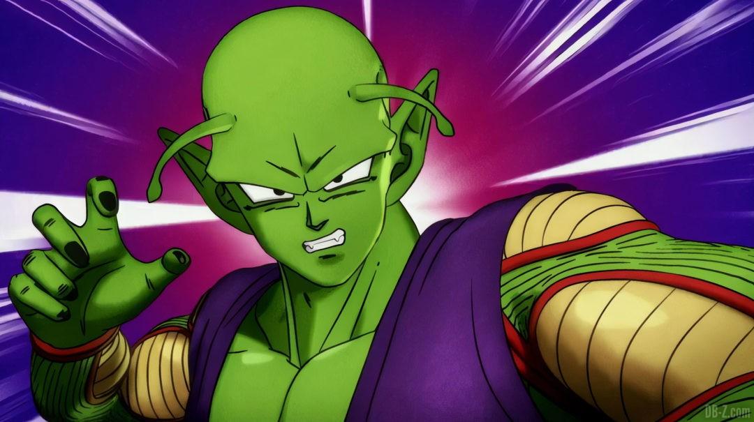 Piccolo DBS Super Hero