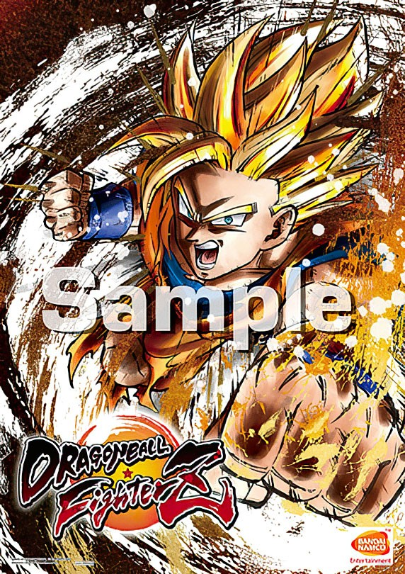 Poster Dragon Ball FighterZ