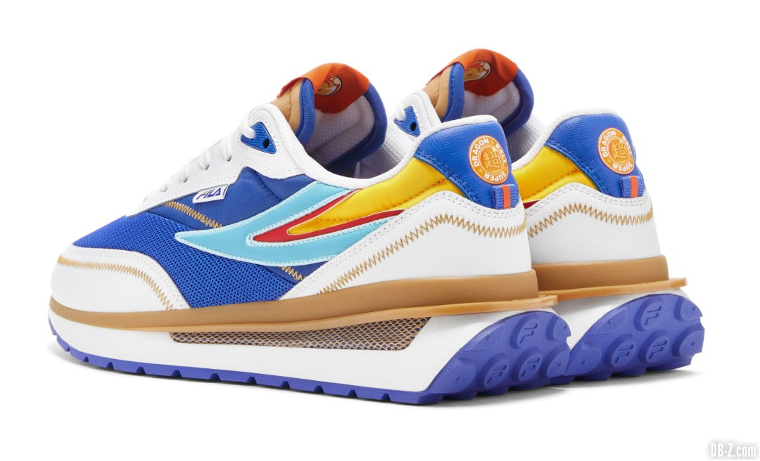 Sneakers FILA Dragon Ball Super 1