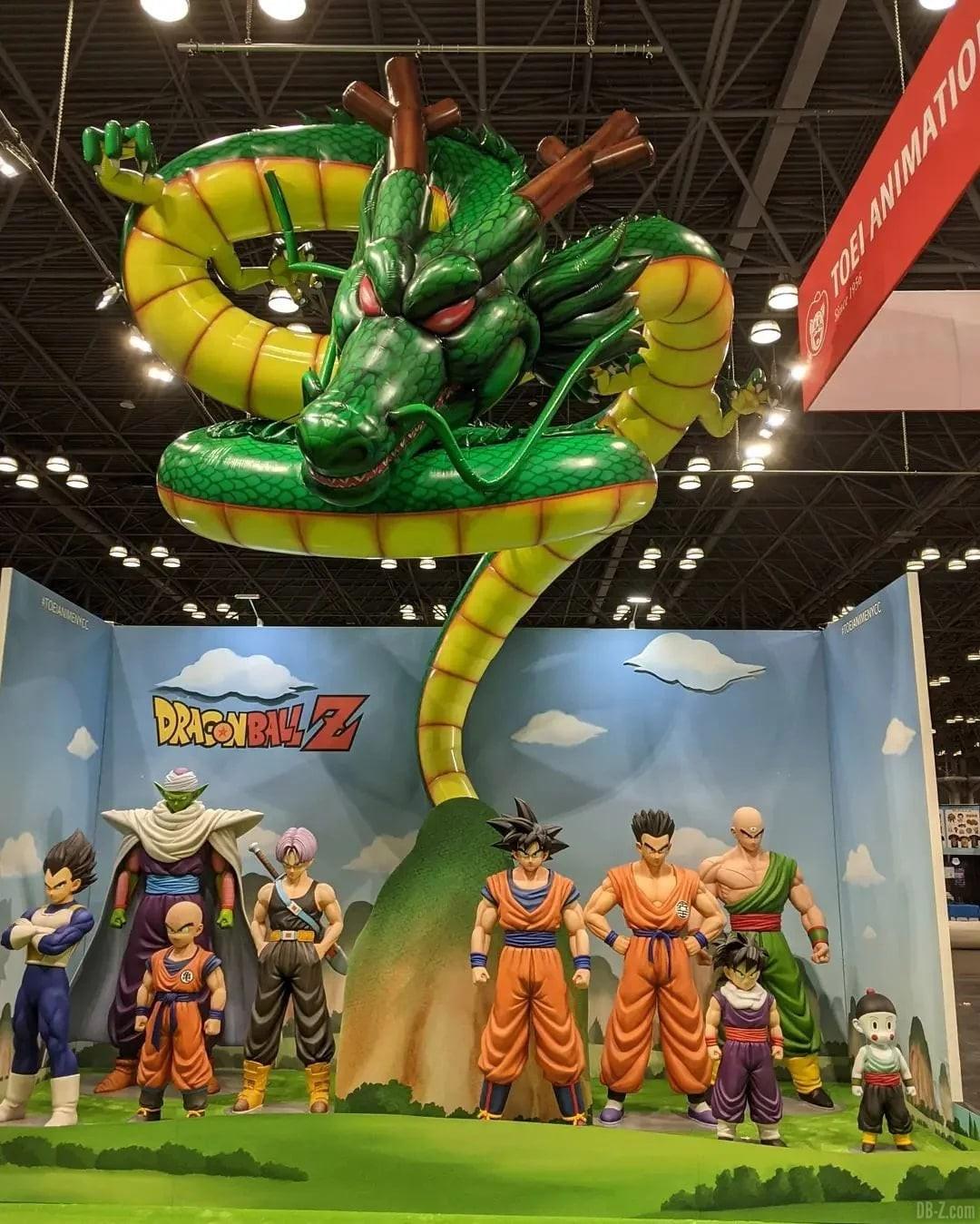 Stand Dragon Ball NYCC 2021 image 1
