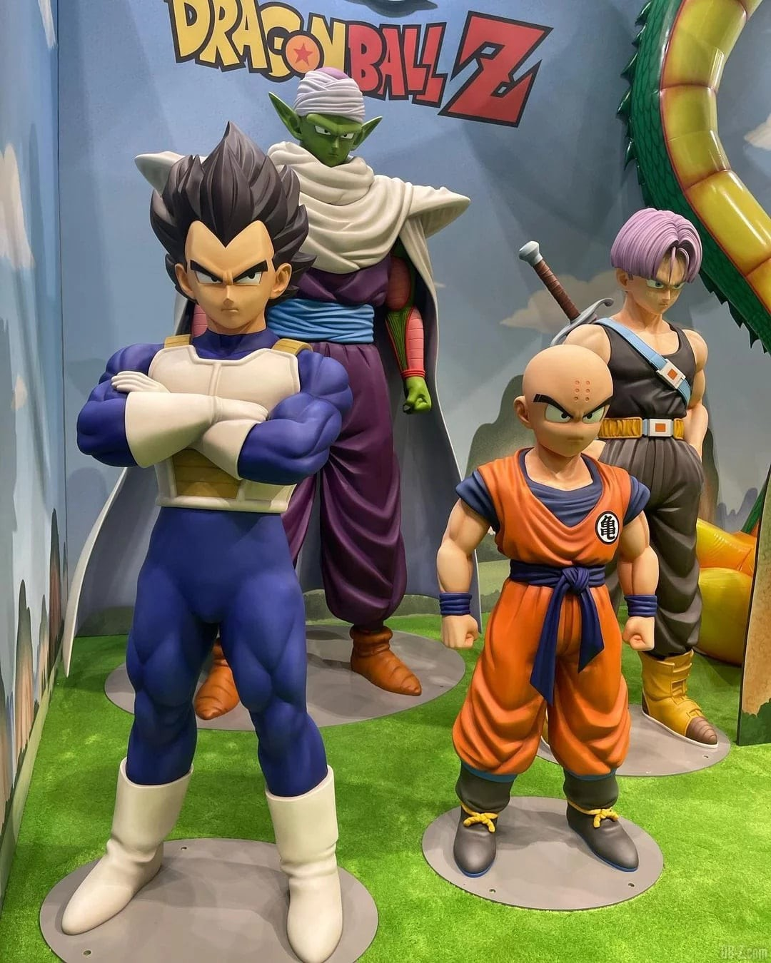 Stand Dragon Ball NYCC 2021 image 2