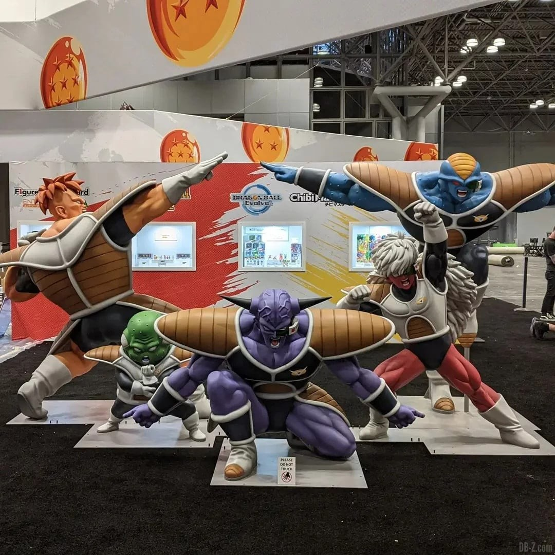 Stand Dragon Ball NYCC 2021 image 3