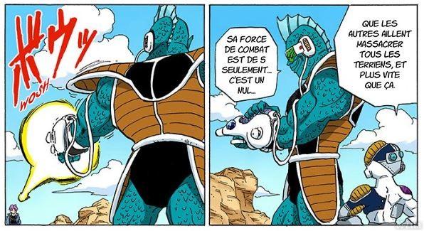 Trunks Force de Combat 5