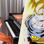 ruru piano dragon ball
